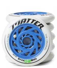 Matter Matter Wheels F1 one20five 125er blue/white