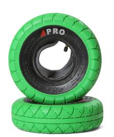 Rocker Rocker Tyres Street Pro Pair green/black walls