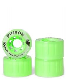 Atom Atom Wheels Poison Slim 62er green core