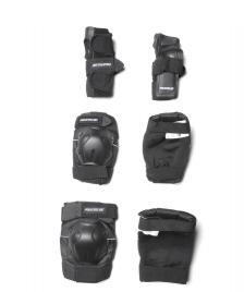 Powerslide Powerslide Protection Tri-Pack One black