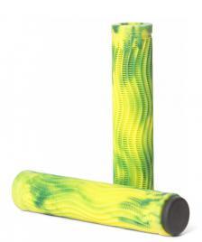 Raptor Raptor Grips Slim Swirl green/yellow