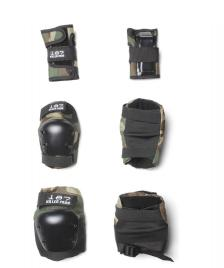 187 Killer 187 Killer Kids Protection Pads Pack black camo