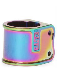 Elite Elite Clamp Double Profile rainbow neochrome