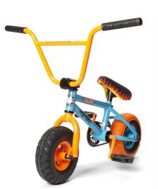 Rocker Rocker Mini BMX irok+ Blue Steel blue/orange