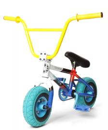 Rocker Rocker Mini BMX Irok+ Titanic blue multi