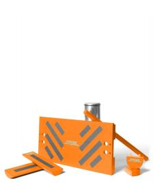 Sypoba Sypoba Balanceboard Ahtletic orange