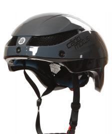 Cadomotus Cadomotus Helmet Omega Aerospeed grey/black