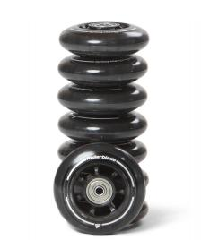 Rollerblade Rollerblade Wheels Performance 76er black/silver