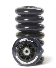 Rollerblade Rollerblade Wheels Performance 90er black/silver