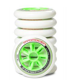 Rollerblade Rollerblade Wheels Hydrogen 110er white/green