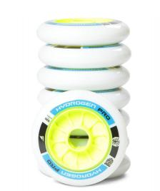 Rollerblade Rollerblade Wheels Hydrogen Pro XX Firm 100er white/yellow