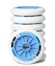 Rollerblade Rollerblade Wheels Hydrogen Pro X Firm 110er white/blue
