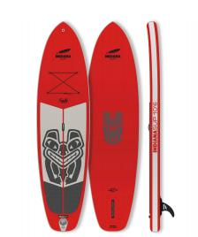 Indiana SUP Indiana SUP 10`6 Family Pack red