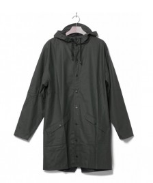Rains Rains Rainjacket Long green