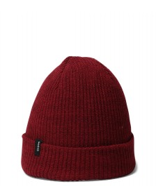 Brixton Brixton Beanie Heist red heather