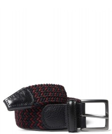 Andersons Andersons Belt Woven blue/red