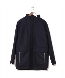Ontour Ontour Winterjacket Dock blue navy