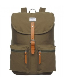 Sandqvist Sandqvist Backpack Roald green olive