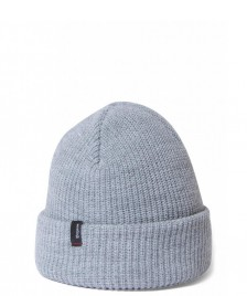 Brixton Brixton Beanie Heist grey light heather