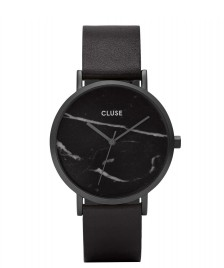 Cluse Cluse Watch La Roche black full marble