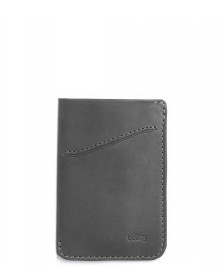 Bellroy Bellroy Wallet Card Sleeve grey charcoal