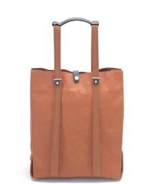 Qwstion Qwstion Bag Shopper organic rust