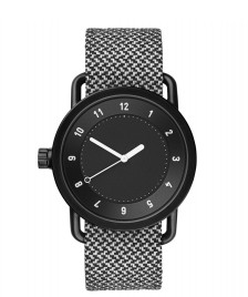Tid Tid Watch No.1 grey granite twain/black