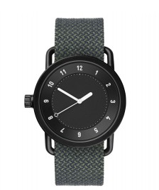 Tid Tid Watch No.1 green pine twain/black
