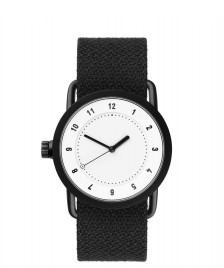 Tid Tid Watch No.1 36 black cole twain/white