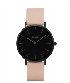 Cluse Cluse Watch La Boheme pink nude/black full