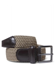 Andersons Andersons Belt Woven brown bronze