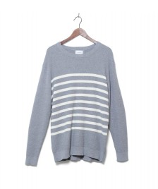 Legends Legends Pullover Surin grey melange/ off white