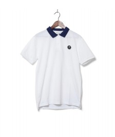 Wood Wood Wood Wood T-Shirt Polo Brian white