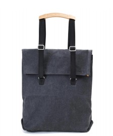 Qwstion Qwstion Bag Day Tote washed black