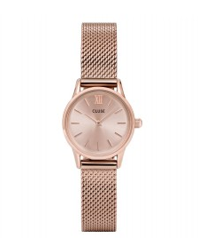 Cluse Cluse Watch La Vedette Mesh rosegold full