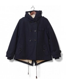 Sessun Sessun W Coat Sandison blue navy