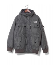 The North Face The North Face Winterjacket Gotham grey graphite