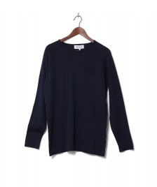 Ontour Ontour Knit Pullover Port blue navy