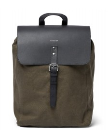 Sandqvist Sandqvist Backpack Alva green beluga
