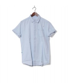 Ontour Ontour Shirt Roundtrip blue denim bleach