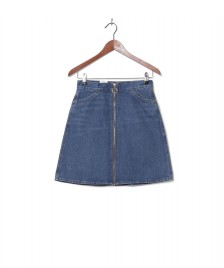 Levis Levis W Skirt Orange Tab blue fence jumper