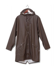 Rains Rains Rainjacket Long brown