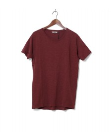 Revolution (RVLT) Revolution T-Shirt 1010 red bordeaux