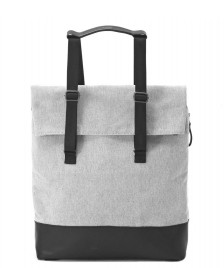 Qwstion Qwstion Bag Day Tote raw blend leather canvas