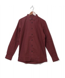 Revolution (RVLT) Revolution Shirt 3004 red bordeaux