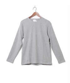 Legends Legends Sweater Athens grey melange