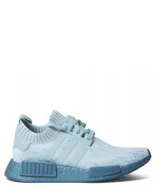 adidas Originals Adidas W Shoes NMD R1 Primeknit blue tectile green/petrol metalic