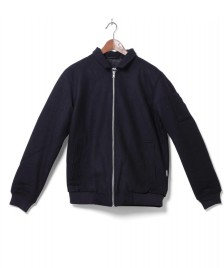 Wemoto Wemoto Winterjacket Gawler blue navy