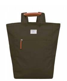 Sandqvist Sandqvist Backpack Tony green olive