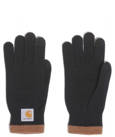 Carhartt WIP Carhartt WIP Gloves Tactile black/hamilton brown